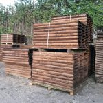 FSC Certified Timber for fencing