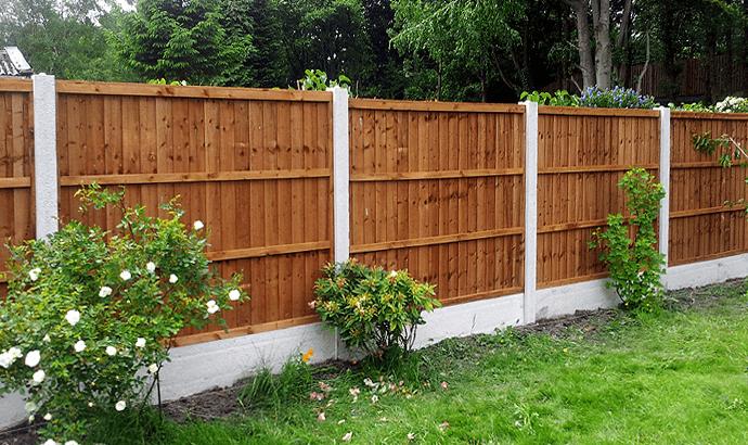 fence repair Wigan