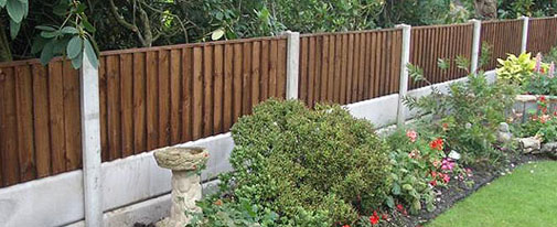 Beautiful fences to enhance your garden