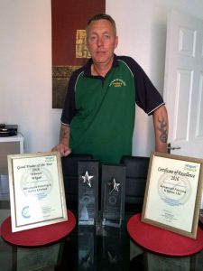 Wigan Trading Standards Winner