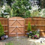 garden gate fitted