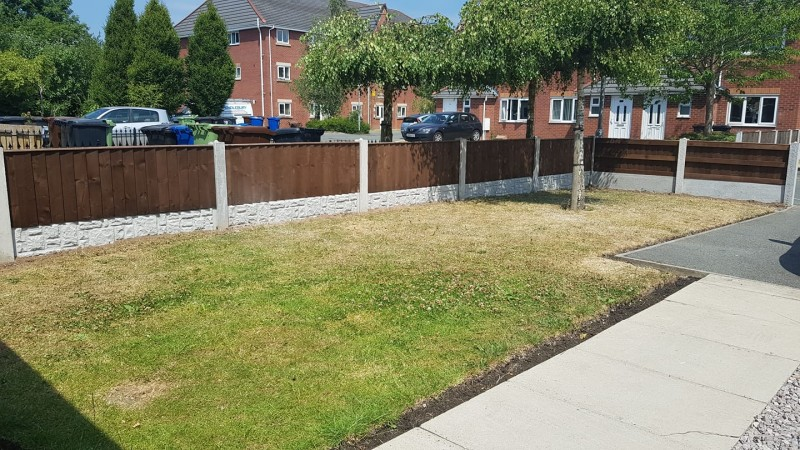 good quality fence panels
