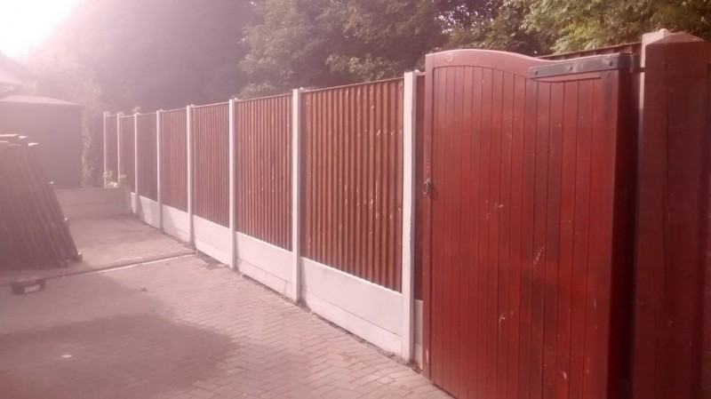 Warrington Fencing and Gates